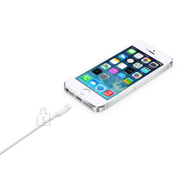 Apple Apple Lightning - USB USB A, Lightning, 2 m, White