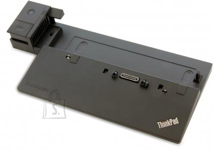 Lenovo Lenovo ThinkPad Basic Dock, 65W Ethernet LAN (RJ-45) ports 1, VGA (D-Sub) ports quantity 1, USB 3.0 (3.1 Gen 1) ports quantity 1, USB 2.0 ports quantity 3, Ethernet LAN, Warranty 12 month(s)