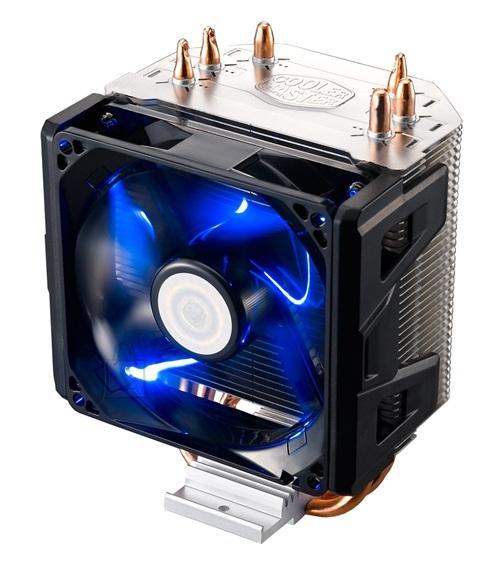 Cooler Master Cooler Master Hyper 103 Universal cooler, 3 x Ø6mm heat-pipes, Intel 775/115X / 2011/2066 and AMD AM x/FM x, 92mm PWM fan Cooler