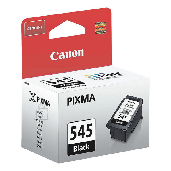 Canon Canon PG-545 Ink Cartridge, Black