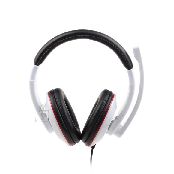 Gembird Mänguri kõrvaklapid MHS-001-GW