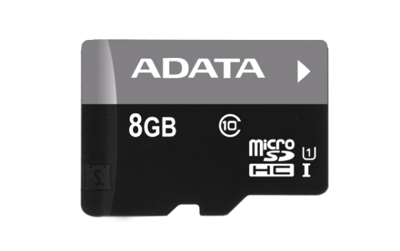 A-Data ADATA Premier UHS-I 16 GB, MicroSDHC, Flash memory class 10, No