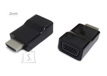Gembird Gembird HDMI to VGA adapter, single port
