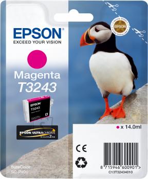 Epson Epson T3243 Ink Cartridge, Magenta