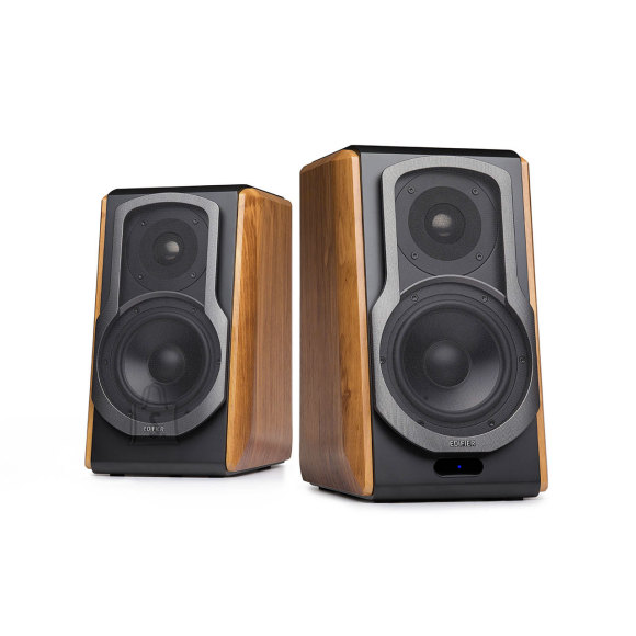 Edifier Edifier S1000DB Speaker type 2.0, 3.5mm/Bluetooth/Optical/Coaxial, Bluetooth version 4.0, Wooden/Black, 120 W