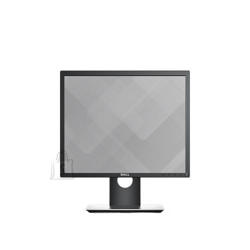 "Dell Dell Professional P1917S 19 "", IPS, HD, 1280 x 1024 pixels, 5:4, 6 ms, 250 cd/m², Black"