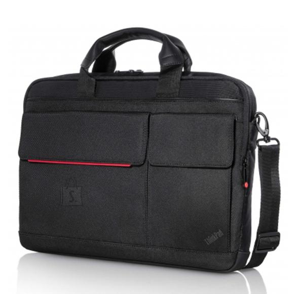 "Lenovo Lenovo ThinkPad Professional 4X40H75820 Fits up to size 14.1 "", Black/Red, Shoulder strap, Messenger - Briefcase"