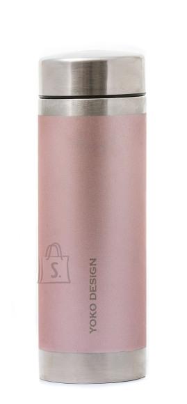 Yoko Design Termospudel  Rose Satin, Capacity 0.35 L,