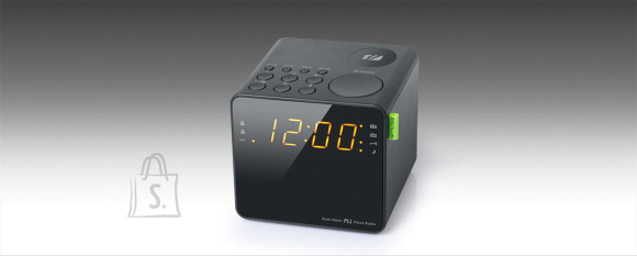 Muse Muse M-187CR Dual Alarm Clock Radio
