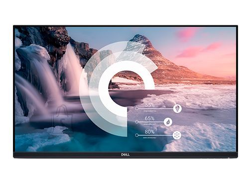 """Dell Dell Without Stand P2219H 22 """", IPS, FHD, 1920 x 1080, 16:9, 8 ms, 250 cd/m², Black"""