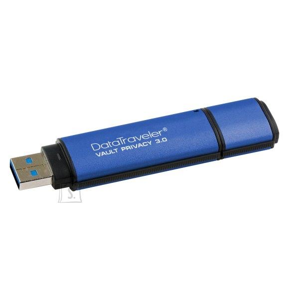 Kingston Kingston DataTraveler Vault Privacy 16 GB, USB 3.0, Blue
