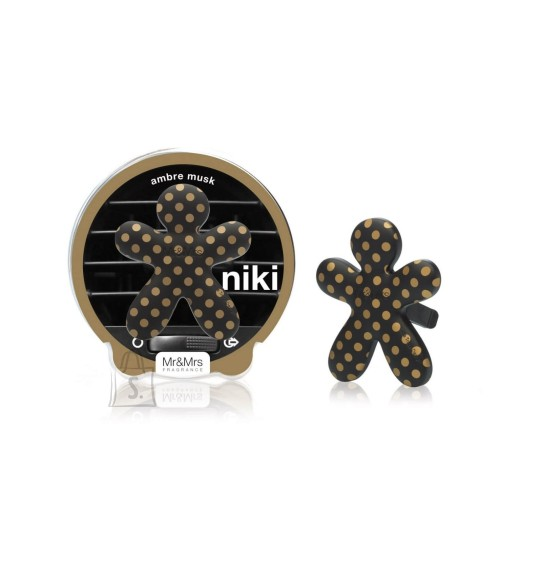 Mr&Mrs Mr&Mrs NIKI AMBRE MUSK Scent for Car, Woody amber