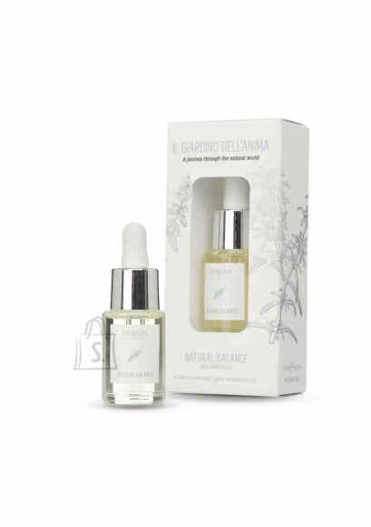 Mr&Mrs Mr&Mrs The Giardino dell'Anima Hydro aromatic oil JGIAOIL003 15 ml, Natural Balance. Equilibrium, Height 8 cm, Width 2.7 cm, White