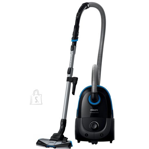 Philips Philips Vacuum cleaner Performer Active FC8578/09 Bagged, Power 900 W, Dust capacity 4 L, Black