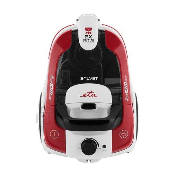 ETA ETA Vacuum Cleaner SALVET ETA051390000 Bagless, Dry cleaning, Power 700 W, Dust capacity 2.2 L, 70 dB, Red