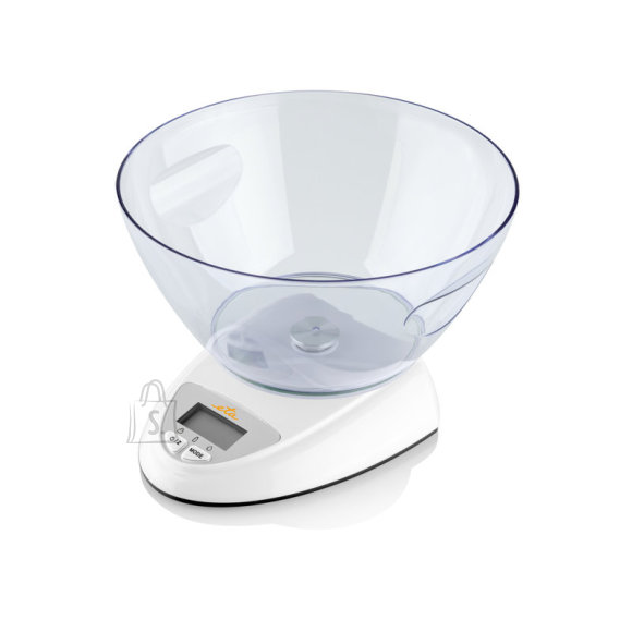 ETA ETA Kitchen scale Zori Maximum weight (capacity) 5 kg, Graduation 1 g, Display type LCD, White