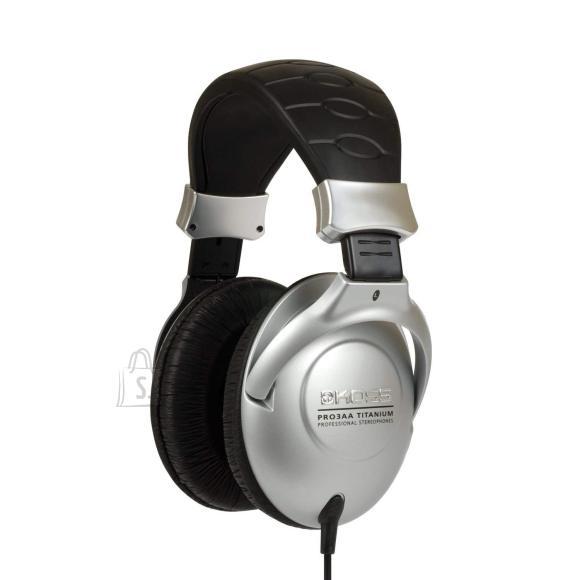 Koss Koss Headphones PRO3AAT Headband/On-Ear, 3.5mm (1/8 inch), Silver/Black,
