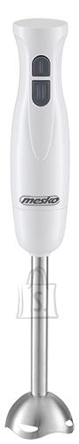 Mesko Mesko Hand Blender MS 4619 White, 300 W, Number of speeds 2, Shaft material Stainless steel,