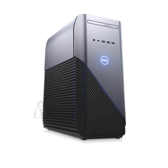 Dell Dell Inspiron 5680 Desktop, Tower, Intel Core i5, i5-8400, 8 GB, DDR4, 128 GB, 1000 GB, NVIDIA GeForce 1060, Tray Loading Dual Layer DVD Burner, English, Russian, Windows 10 Home, 36 month(s)