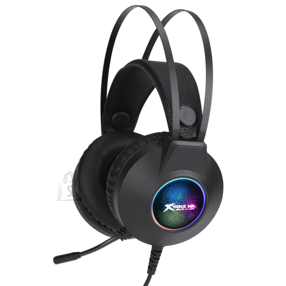 Mänguri kõrvaklapid XTRIKE ME GH707