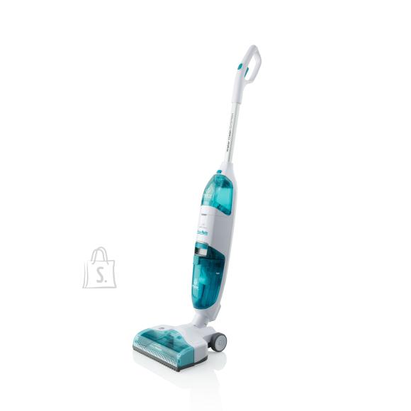 ETA ETA Vacuum cleaner and hard floor washer 3 in 1 ETA123090000 AQUAMASTER Warranty 24 month(s), Handstick 3in1, Blue/ white, 0.5 L, 82 dB, Cordless, 22.2 V, 30 min