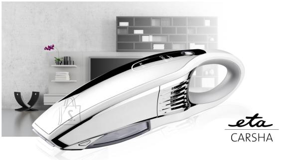 ETA ETA Vacuum cleaner   CARSHA Handheld, White, 0.4 L, 78 dB, HEPA filtration system, Cordless, 14.4 V, 20 min