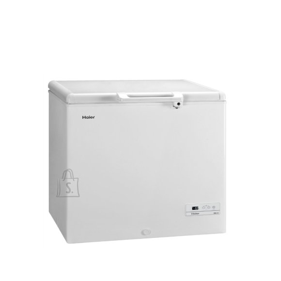 Haier Haier Freezer HCE259R Chest, Height 84.5 cm, Total net capacity 259 L, A+, Freezer number of shelves/baskets 1, White, Free standing