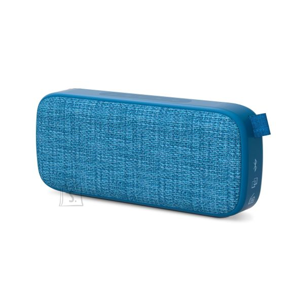 Energy Sistem Energy Sistem Fabric Box 3+ 6 W, Portable, Wireless connection, Trend Blueberry, Bluetooth