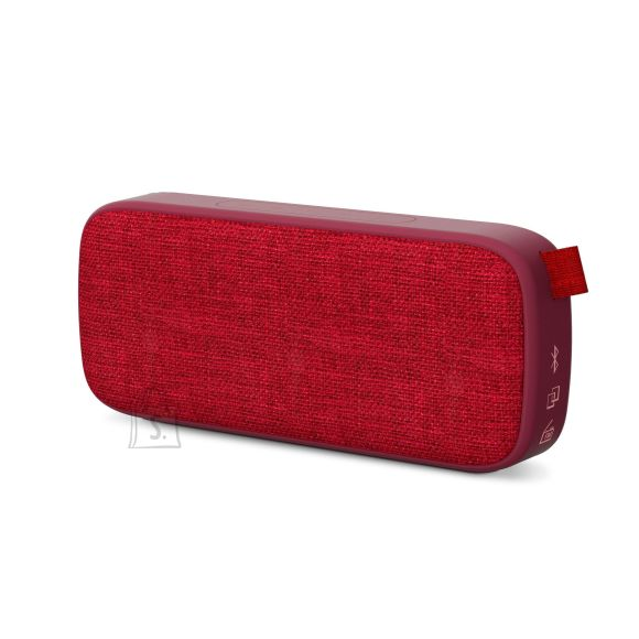 Energy Sistem Energy Sistem Fabric Box 3+ 6 W, Portable, Wireless connection, Trend Cherry, Bluetooth