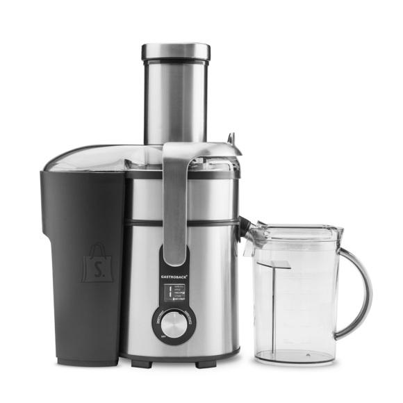 Gastroback Gastroback Design Multi Juicer Digital  Type Automatic juicer, Stainless steel, 1300 W, Extra large fruit input, Number of speeds 5