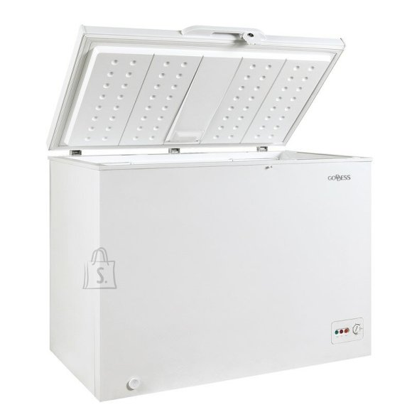 Goddess Goddess Freezer GODFTE0200WW9 Chest, Height 85 cm, Total net capacity 200 L, A++, Freezer number of shelves/baskets 1, White, Free standing