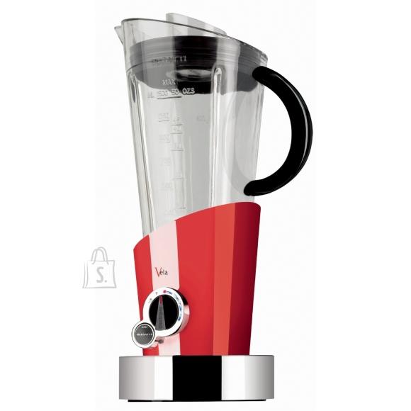 Bugatti Bugatti Vela Evolution Blender 12-EVELAC3 Red, 500 W, Tritan PTC BPA free jar, 1.5 L, Ice crushing, Type Stand blender