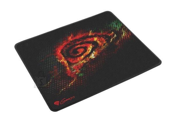 Genesis Carbon 500 M - Fire NPG-0732 Black, Mouse pad, Textile, 300 x 250 mm