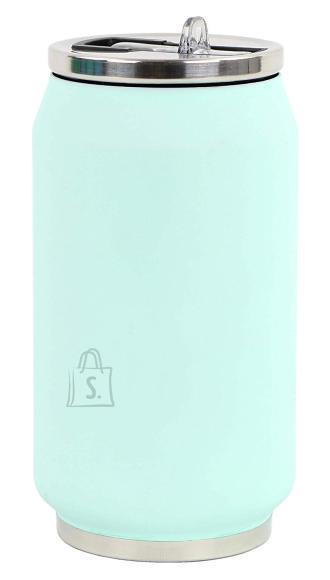 Yoko Design Yoko Design Soft Touch 1709 Isotherm tin can, Soft Mint, Capacity 0.28 L