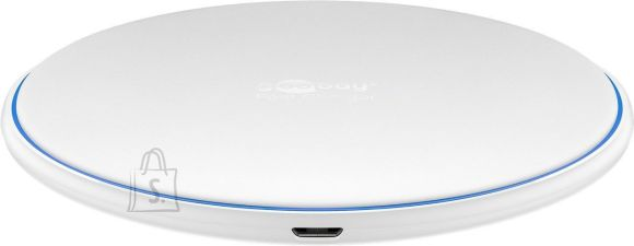 Goobay Goobay 45654 Fast Wireless Charger 10W White