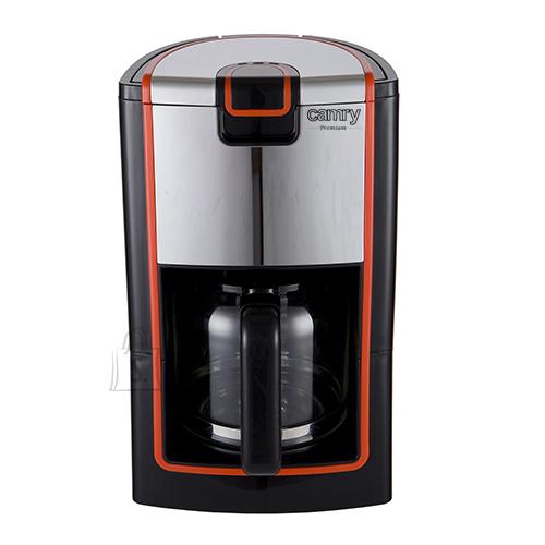 Camry Camry Coffee maker CR 4406 Drip, 900 W, Black