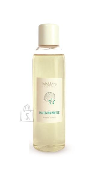 Mr&Mrs Mr&Mrs BLANC JR2BLAN015 200 ml, Liquid diffuser Refill, Maldivian breeze
