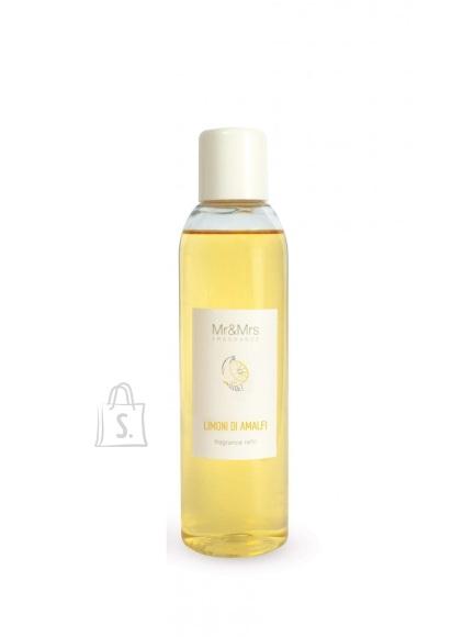 Mr&Mrs Mr&Mrs BLANC JR2BLAN029 200 ml, Liquid diffuser Refill, Limoni di amalfi