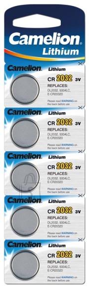 Camelion Camelion CR2032-BP5 CR2032, Lithium, 5 pc(s)