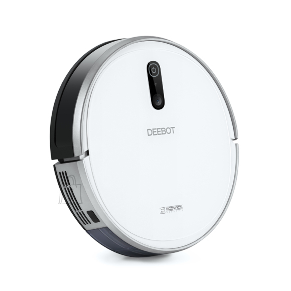Ecovacs Ecovacs Vacuum cleaner DEEBOT 710 Warranty 24 month(s), Battery warranty 24 month(s), Robot, White, 20 W, 0.52 L, 65 dB, Cordless, 110 min, 20 V