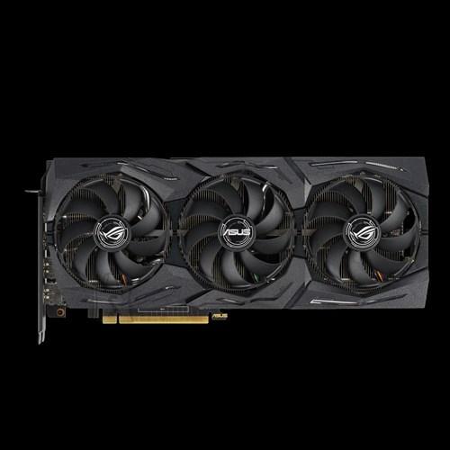 Asus Asus ROG-STRIX-GTX1660TI-A6G-GAMING NVIDIA, 6 GB, GeForce GTX 1660 Ti, GDDR6, PCI Express 3.0, Processor frequency 1800  MHz, Memory clock speed 12002  MHz, HDMI ports quantity 2