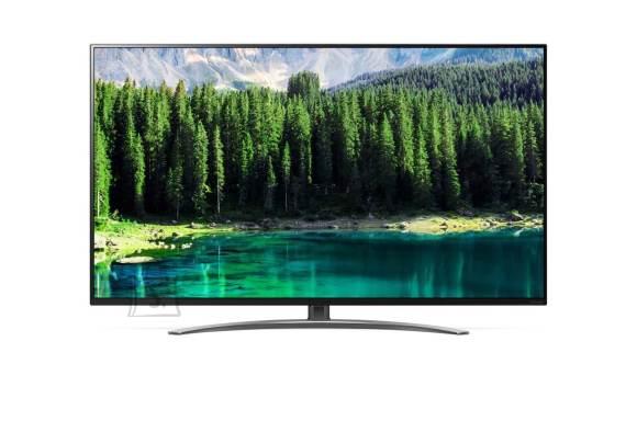 """LG LG 49SM8600PLA 49"""" (123 cm), Smart TV,  4K Ultra HD Nanocell TV, 3840 x 2160, Wi-Fi, DVB-T/T2/C/S/S2, Silver"""