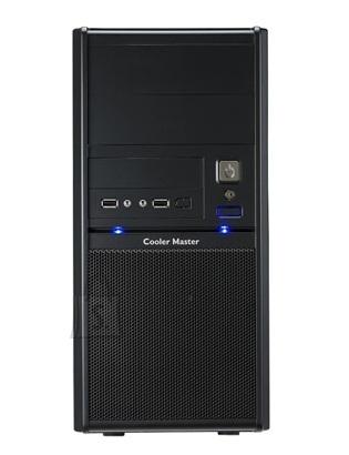 Cooler Master Cooler Master Elite 342 USB 3.0 x1, USB 2.0 x 1, Mic x1, Spk x1,, Black, Mini-Tower, Power supply included No