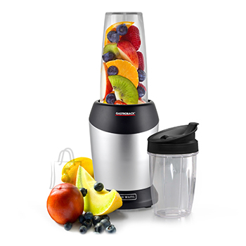 Gastroback Blender Gastroback 41029 Black/Stainless steel, 1000 W, Plastic, 1 L, 20000 RPM, Personal blender