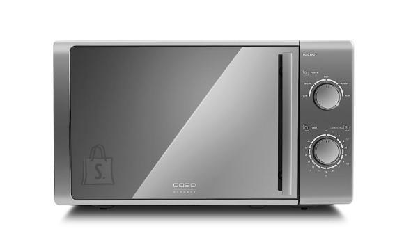 Caso Caso Microwave oven M20 EASY Free standing, 20 L, 700 W, Silver