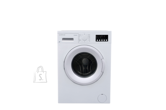 VestFrost VestFrost Washing machine  WVC 12644 F2  Front loading, Washing capacity 6 kg, 1200 RPM, A++, Depth 52 cm, Width 60 cm, White, LED, Display,
