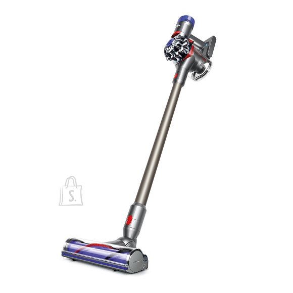 Dyson Dyson Vacuum Cleaner   V8 Animal  Warranty 24 month(s), Handstick 2in1, Grey/ pink, 115 W, HEPA filtration system, Cordless, 40 min