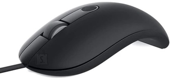 Dell Dell Mouse with Fingerprint Reader MS819 Wired, No, Black, No,
