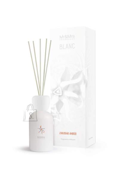 Mr&Mrs Mr&Mrs BLANC Zanzibar Amber Liquid diffuser, Amber, Ylang Ylang, white cedar