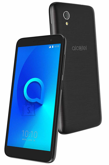 Alcatel 5033D Metallic Black, 5.0 nutitelefon